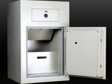 CASSA Drawer Trap brankas kasir dropbox safe