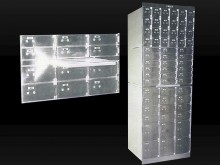CASSA Safety Deposit Locker Box banks