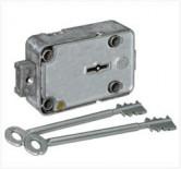 8 Lever Double Bit Key Lock, Jerman